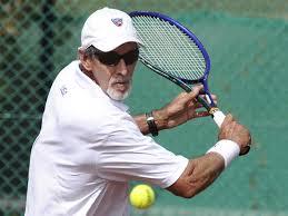 tennis apres lifting visage